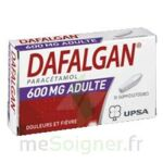 DAFALGAN ADULTES 600 mg, suppositoire à Lesparre-Médoc