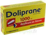 DOLIPRANE ADULTES 1000 mg, suppositoire à Lesparre-Médoc