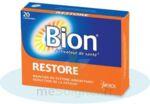 BION RESTORE ACTIVEUR DE SANTE 20 COMPRIMES à Lesparre-Médoc