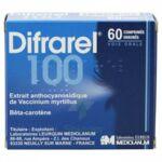DIFRAREL 100 mg, comprimé enrobé à Lesparre-Médoc