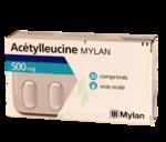 ACETYLLEUCINE MYLAN 500 mg, comprimé à Lesparre-Médoc