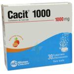 CACIT 1000 mg, comprimé effervescent à Lesparre-Médoc