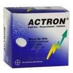 ACTRON, comprimé effervescent à Lesparre-Médoc