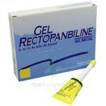 GEL RECTOPANBILINE, gel rectal à Lesparre-Médoc