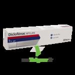 DICLOFENAC MYLAN 1%, gel à Lesparre-Médoc