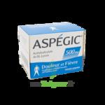 ASPEGIC 500 mg, poudre pour solution buvable en sachet-dose à Lesparre-Médoc