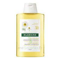 Klorane Camomille Shampooing 200ml à Lesparre-Médoc