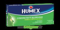 Humex Conjonctivite Allergique 2 %, Collyre En Solution En Récipient Unidose à Lesparre-Médoc