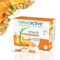 Naturactive Phytothérapie Fluides Solution Buvable Vitalité 20 Sticks/10ml