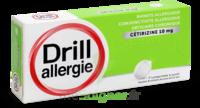 Drill 10 Mg Comprimés à Sucer Allergie Cétirizine Plq/7 à Lesparre-Médoc
