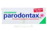 Parodontax Dentifrice Gel Fluor 75ml X2 à Lesparre-Médoc
