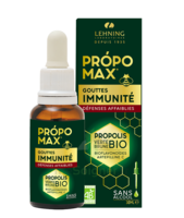 Lehning Propomax Immunité Propolis Verte Bio Extrait Sans Alcool Fl/30ml à Lesparre-Médoc