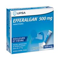 Efferalgan 500 Mg Glé En Sachet Sach/16 à Lesparre-Médoc