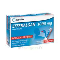 Efferalgan 1g Cappuccino Granules 8 Sachets à Lesparre-Médoc