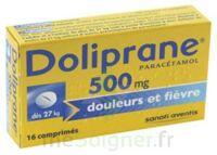 Doliprane 500 Mg Comprimés 2plq/8 (16) à Lesparre-Médoc