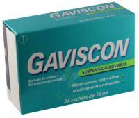 GAVISCON, suspension buvable en sachet à Lesparre-Médoc