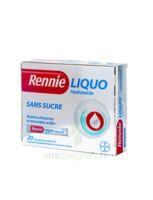 RENNIELIQUO SANS SUCRE, suspension buvable édulcorée à la saccharine sodique en sachet-dose à Lesparre-Médoc