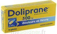 Doliprane 500 Mg Gélules B/16 à Lesparre-Médoc