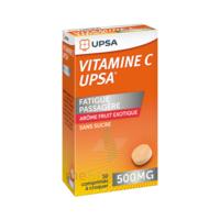 Vitamine C Upsa 500 Mg Fruit Exotique, Comprimé à Croquer à Lesparre-Médoc
