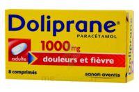 DOLIPRANE 1000 mg Comprimés Plq/8 à Lesparre-Médoc