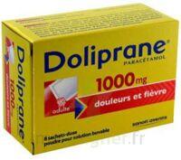 DOLIPRANE 1000 mg Poudre pour solution buvable en sachet-dose B/8 à Lesparre-Médoc