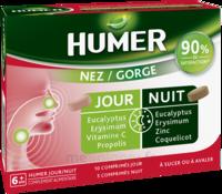 Humer Nez/gorge Jour&nuit 15 Comprimés à Lesparre-Médoc