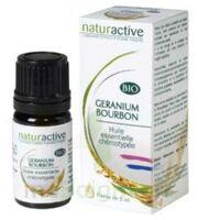 Naturactive Geranium Bourbon Huile Essentielle Bio (5ml) à Lesparre-Médoc