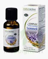 Naturactive Sommeil Complex Huiles Essentielles Bio De 30ml à Lesparre-Médoc