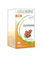 NATURACTIVE GELULE GUARANA, bt 30