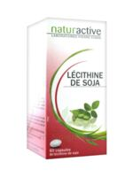 NATURACTIVE CAPSULE LECITHINE DE SOJA, bt 60 à Lesparre-Médoc