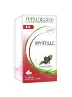 NATURACTIVE GELULE MYRTILLE, bt 30 à Lesparre-Médoc