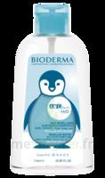 Abcderm H2o Solution Sans Rinçage Nettoyante Bébé Fl Pompe/1l à Lesparre-Médoc