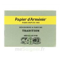 Papier D'arménie Traditionnel Feuille Triple à Lesparre-Médoc