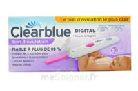 Test D'ovulation Digital Clearblue X 10 à Lesparre-Médoc