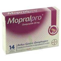 MOPRALPRO 20 mg Cpr gastro-rés Film/14 à Lesparre-Médoc