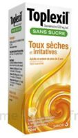 Toplexil 0,33 Mg/ml Sans Sucre Solution Buvable 150ml à Lesparre-Médoc