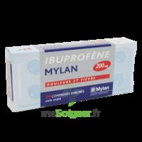 Ibuprofene Mylan 200 Mg, Comprimé Enrobé B/30 à Lesparre-Médoc
