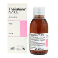 THERALENE 0,05 POUR CENT, sirop à Lesparre-Médoc