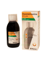 OXOMEMAZINE MYLAN 0,33 mg/ml, sirop à Lesparre-Médoc