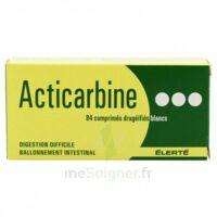 Acticarbine Comprimés Enrobés B/84 à Lesparre-Médoc