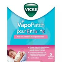 Vicks Vapopatch Enfants à Lesparre-Médoc