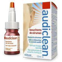 AUDICLEAN BOUCHON DE CERUMEN, fl 12 ml à Lesparre-Médoc