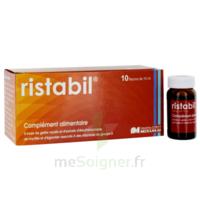 Ristabil Anti-fatigue Reconstituant Naturel B/10 à Lesparre-Médoc
