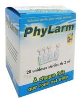 PHYLARM, unidose 2 ml, bt 28 à Lesparre-Médoc