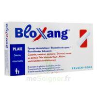 BLOXANG Eponge de gélatine stérile hémostatique B/5 à Lesparre-Médoc