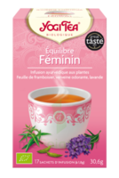 YOGI TEA EQUILIBRE FEMININ à Lesparre-Médoc