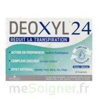 Les 3 Chênes Deoxyl 24 réduit la transpiration 60 comprimés à Lesparre-Médoc