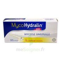 Mycohydralin 500 Mg, Comprimé Vaginal à Lesparre-Médoc