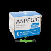 ASPEGIC 500 mg, poudre pour solution buvable en sachet-dose 20 à Lesparre-Médoc