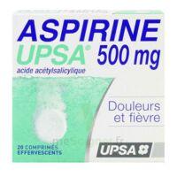 ASPIRINE UPSA 500 mg, comprimé effervescent à Lesparre-Médoc
